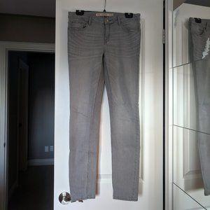 Zara Trafaluc Grey Jeans
